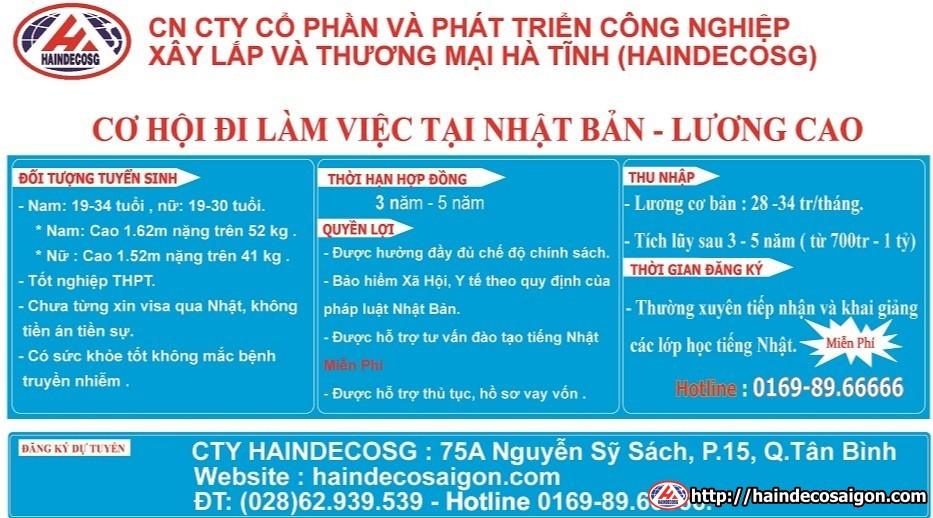 Haindeco Saigon