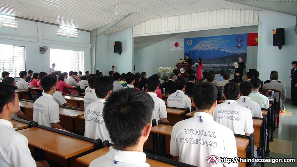 Học viên Haindeco Saigon