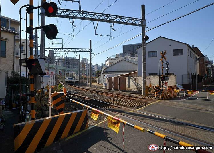 đường tàu hỏa tại Nhật