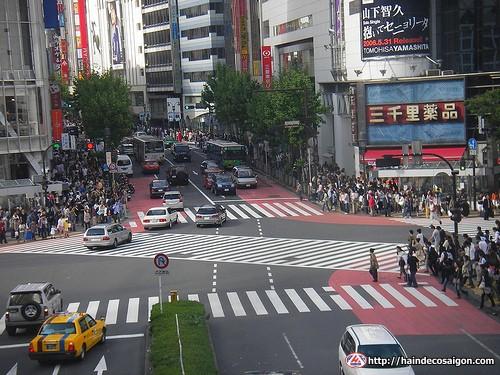 Văn hóa giao thông tại Nhạt Bản
