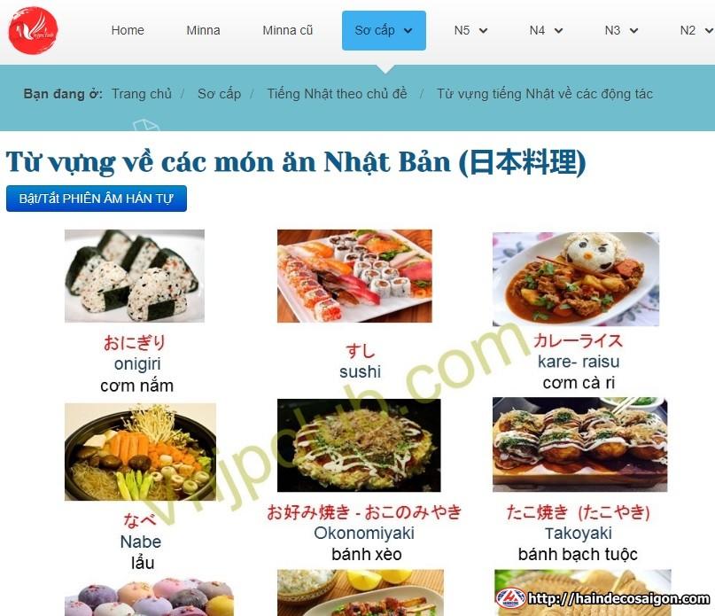 trang web hoc tieng Nhat mien phi 3